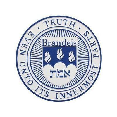 Brandeis University Seal Plaque