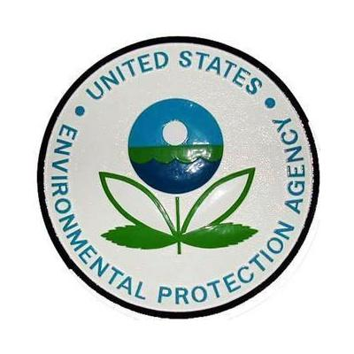 EPA Enviromental Protection Agency Seal Plaque