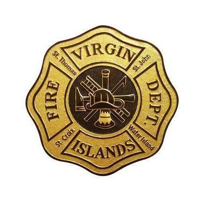 Fire Virgin Department Islands