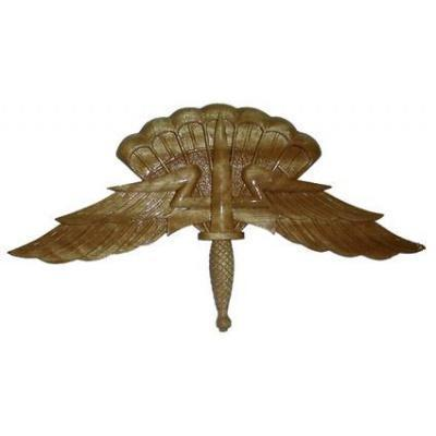HALO Freefall Parachute Wings Insignia Plaque