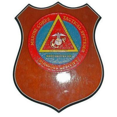 MCTSSA Seal Plaque