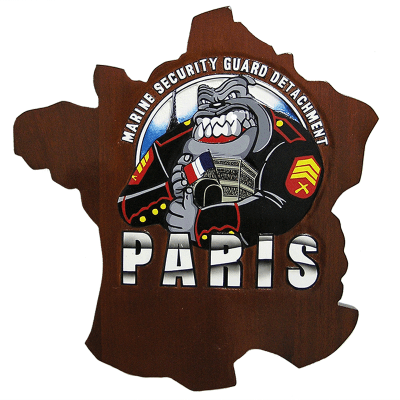 Marine Security Guard Detachment Paris