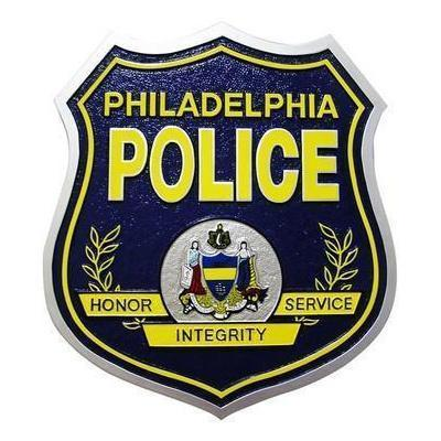Philadelphia Police Seal Plaque