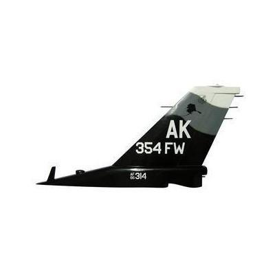 Plane Tail Fin Plaque