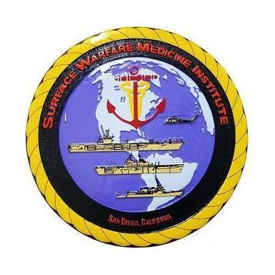 Surface Warfare Medicine Institute Seal Plaque