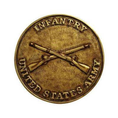 USAR Infantry Antique Gold
