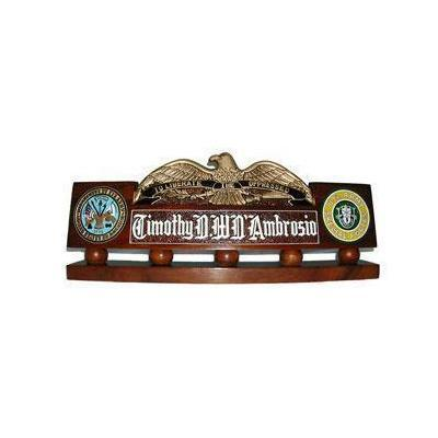 US Army Special Forces Desk Nameplate