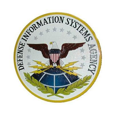 defense information systems agency seal plaque