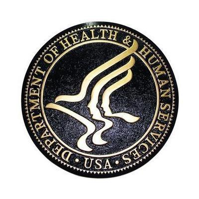 department of human health and human services seal plaque