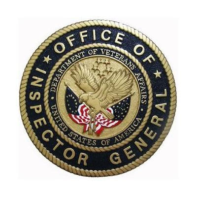 department of veterans affairs office of general inspector