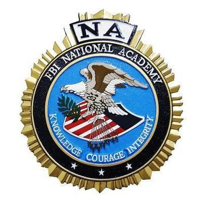fbi na seal plaque