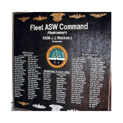 fleet anti submarine warfare command navy