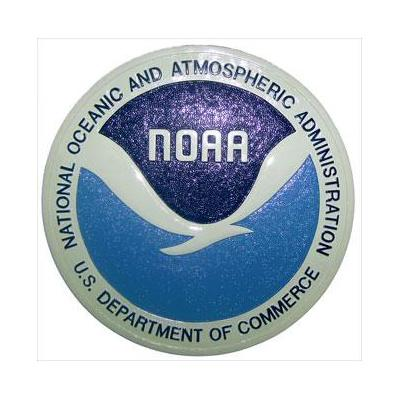 national oceanic and atmospheric administration seal plaque noaa