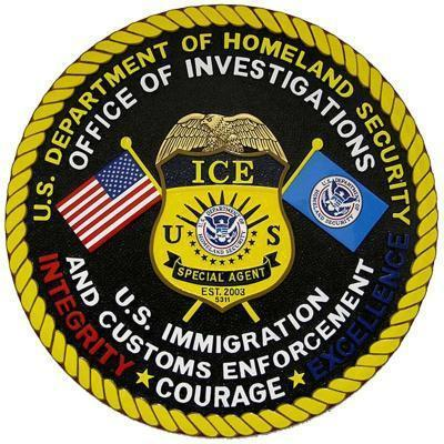office of investigations department of homeland security design 2