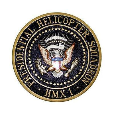 presidential helicopter squadron hmx-1 plaque