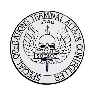 special operations terminal attack controller seal plaque