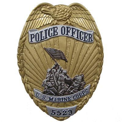 us-marine-corps-police-officer-badge-plaque 1864335437