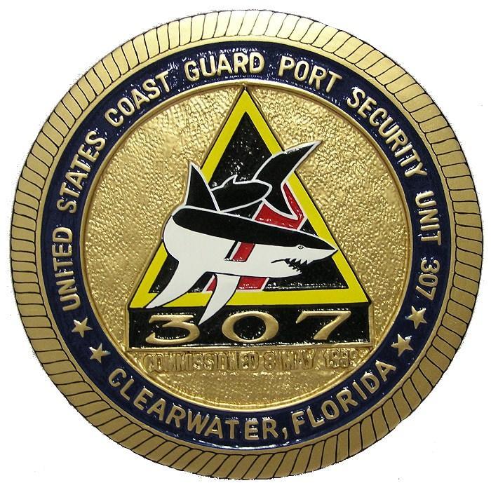 Uscg Port Security