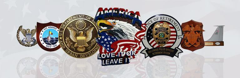 Military Plaques For Army Air Force Navy Marines Government