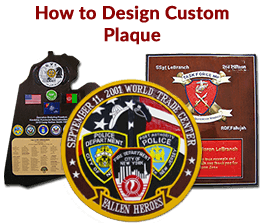 How to Design Custom Plaque